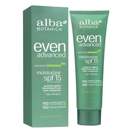 Advanced Skin Moisturizer SPF 15+