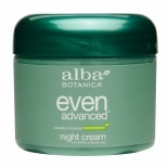 Alba Botanica Advanced Sea Plus Renewal Cream