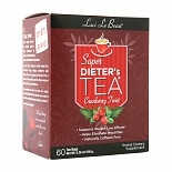 Super Dieter's Tea Dietary Supplement Tea Bags Cranberry Twist
