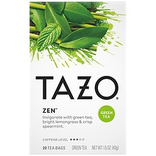 Tazo Green Tea Zen