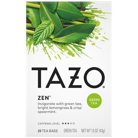 Tazo Green Tea Zen, 20 pk