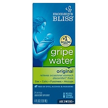 Mommy's Bliss Gripe Water Review & Giveaway 12/6
