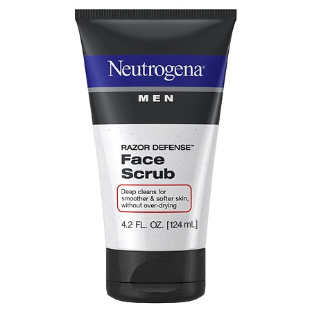 Neutrogena Men Razor Defense, Daily Face Scrub