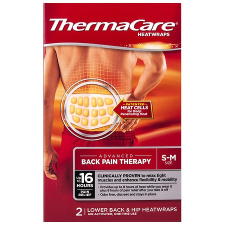 ThermaCare HeatWraps S/M