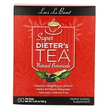 Laci Le Beau Super Dieter's Tea Dietary Supplement Tea Bags All Natural Botanicals