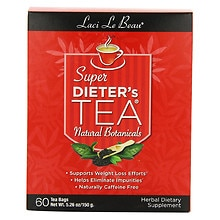 Super Dieter's Tea Dietary Supplement Tea Bags Original