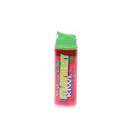ID Juicy Lube Flavored Lubricating Gel Strawberry Kiwi