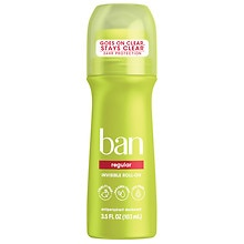 Ban Regular Original Roll-On Antiperspirant Deodorant