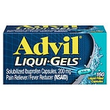 Advil Pain Reliever/Fever Reducer Liqui-Gels Liquid Filled Capsules