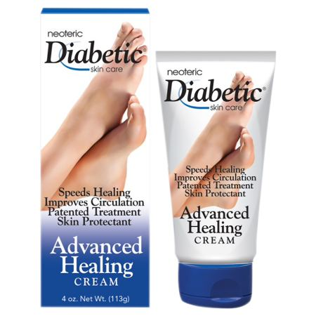 Neoteric Diabetic Oxygenated Advanced Healing Cream