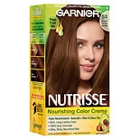 Garnier Nutrisse Level 3 Permanent Creme Haircolor Chestnut 53