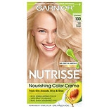 Garnier Nutrisse Level 3 Permanent Creme Haircolor Extra-Light Natural Blonde 100 Chamomile