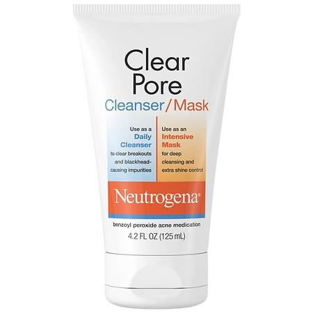 Neutrogena Clear Pore Skin Cleanser/Mask