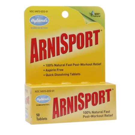 Hyland's ArniSport Post-Workout Relief Tablets