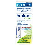 Value Pack! Arnica Pain Relieving Gel Plus Free Blue Tube