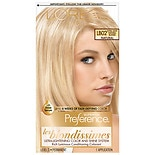 L'Oreal Paris Preference Les Blondissimes Permanent Hair Color Extra Light Natural Blonde LB02