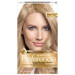 L'Oreal Paris Preference Permanent Hair Color Champagne Blonde 8 1/2A