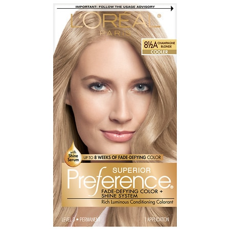 L Oreal Paris Superior Preference Permanent Hair Color