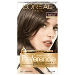 L'Oreal Paris Preference Permanent Hair Color Light Ash Brown 6A