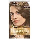 L'Oreal Superior Preference Permanent Hair Color Light Brown 6