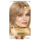 L'Oreal Superior Preference Permanent Hair Color Medium Blonde 8