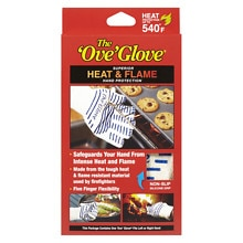 Hot Surface Handler Oven Mitt