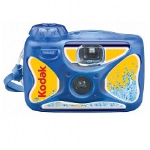 Kodak Waterproof Single Use Camera Underwater Disposable