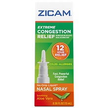 Zicam Extreme Congestion Relief No-Drip Liquid Nasal Gel