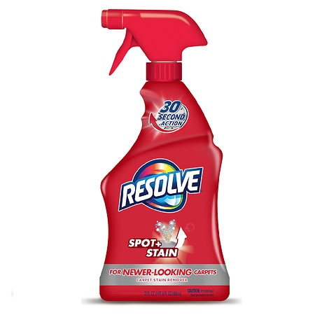 Resolve triple oxi advanced carpet stain remover spray for Floor action definition