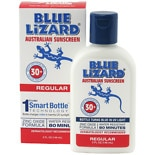 Blue Lizard Australian Suncream Regular