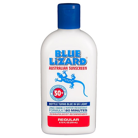 Blue Lizard Australian Sunscreen, Regular, SPF 30+