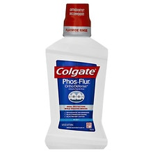 Colgate Phos-Flur Anti-Cavity Fluoride Rinse Cool Mint