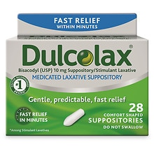 Laxative Suppositories