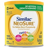 Similac Expert Care NeoSure Infant Formula Powder