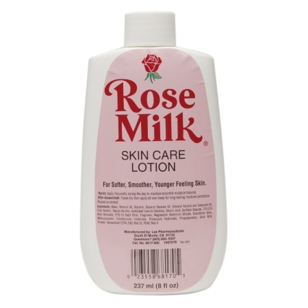 Rose Milk Skin Care Lotion