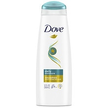 Dove Moisturizing Shampoo, for Dry or Damaged Hair Intense Moisture