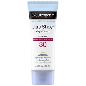 Neutrogena Ultra Sheer Dry-Touch Sunblock, SPF 30