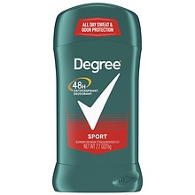Degree Men Dry Protection Anti-Perspirant & Deodorant, Invisible Stick, Sport