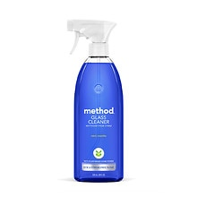 method Glass + Surface Natural Glass Cleaner Spray Mint