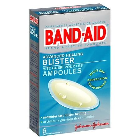 Band-Aid Advanced Healing Blister Cushions