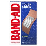 Band-Aid Tough-Strips Extra Large Adhesive Bandages All One Size