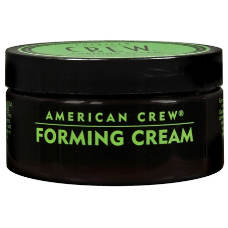American Crew Forming Cream, Medium Hold with Medium Shine