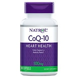 Natrol CoQ-10 100mg Softgels