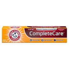 Arm & Hammer Complete Care Complete Care Fresh Mint Extra Whitening Fluoride Anti-Cavity Toothpaste Fresh Mint