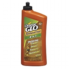 Orange Glo Hardwood Floor 4-in-1 One Easy Step Cleaner Fresh Orange Scent