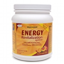 Enzymatic Therapy Energy Revitalization System Drink Mix Citrus