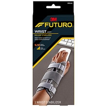 Deluxe Wrist Stabilizer, Left HandSmall/Medium