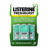 LISTERINE PocketPaks Breath Strips Fresh Burst