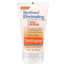 Neutrogena Blackhead Eliminating Daily Scrub