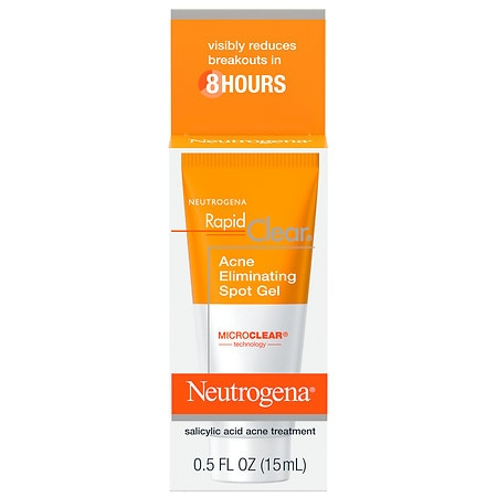 Neutrogena Rapid Clear Acne Eliminating Gel